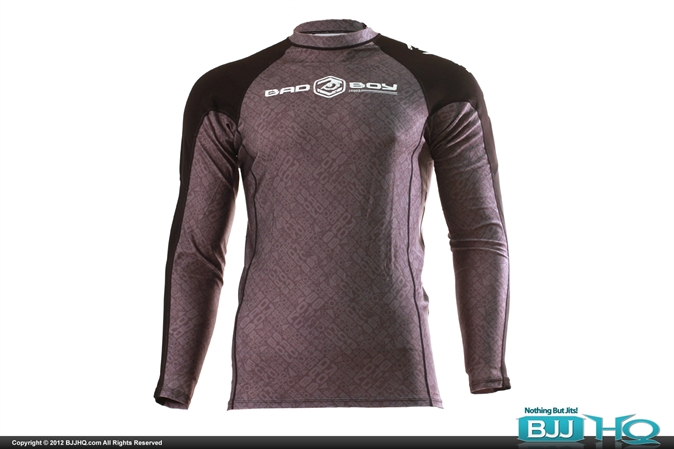 Bad Boy Long Sleeve Rashguard